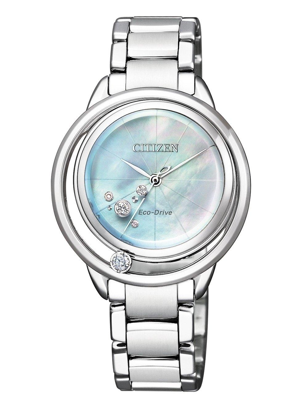 ceas de dama citizen ew5520-84d elegance 32mm 5atm