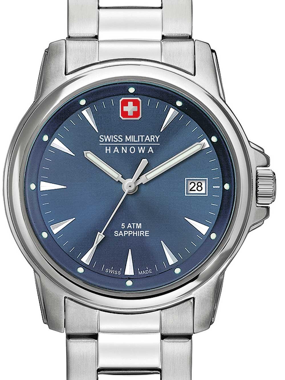 Ceas de dama Swiss Military Hanowa 06-7230.04.003 Swiss Recruit Prime 32mm 5ATM