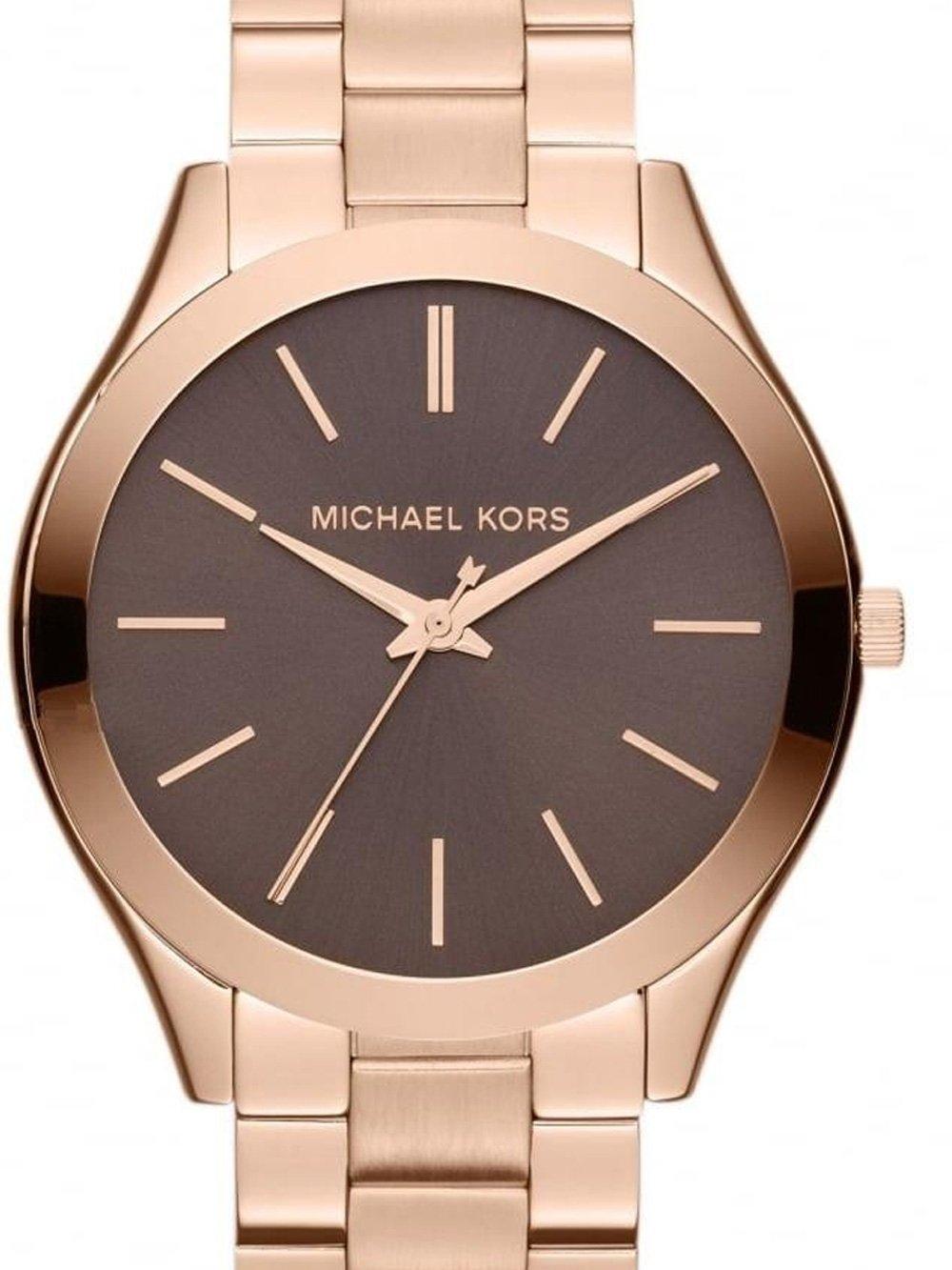 ceas de dama michael kors mk3181 slim runway 40mm 5atm