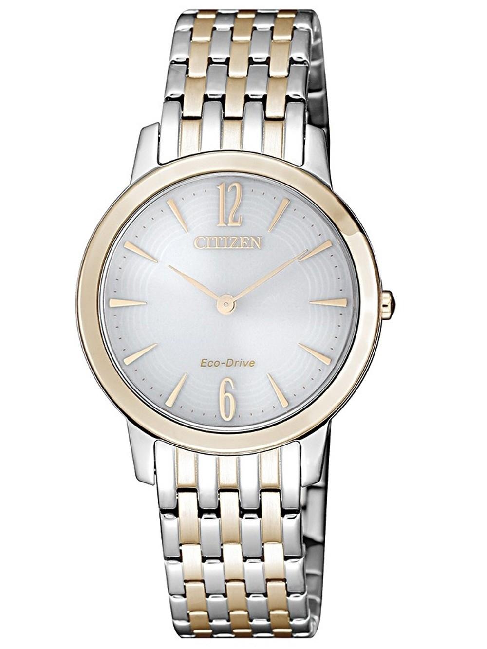 ceas de dama citizen ex1496-82a eco-drive 30mm 5atm