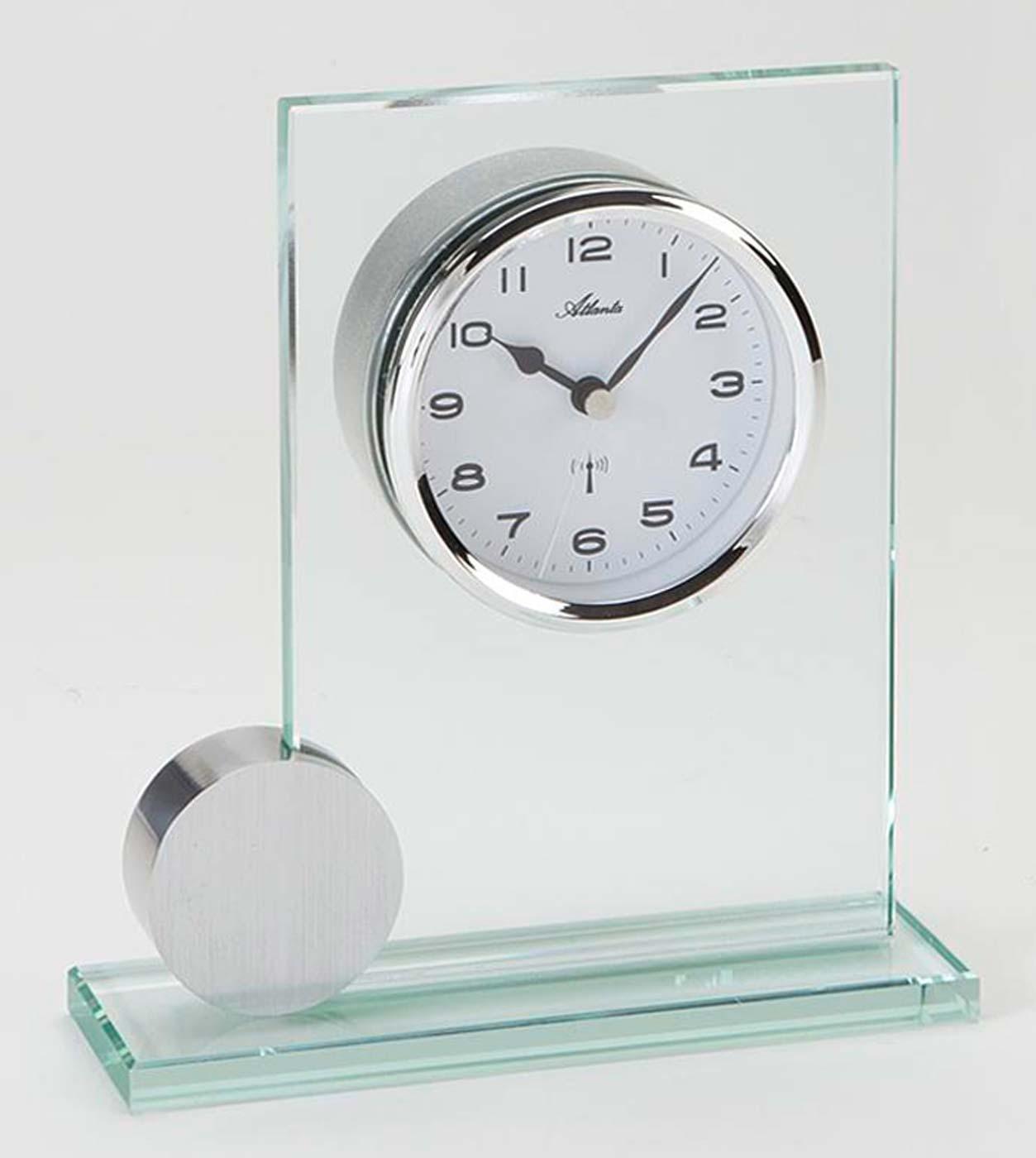 watches chrono12 atlanta 3094 tischuhr modern. Black Bedroom Furniture Sets. Home Design Ideas