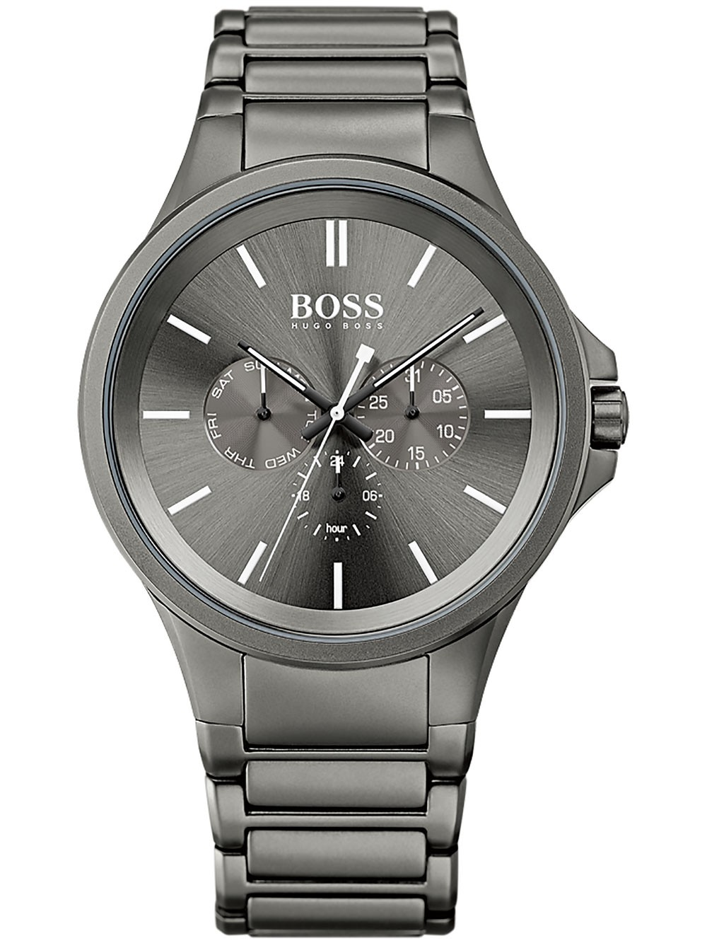 ceas barbatesc hugo boss 1513173 gravity 44mm 5atm