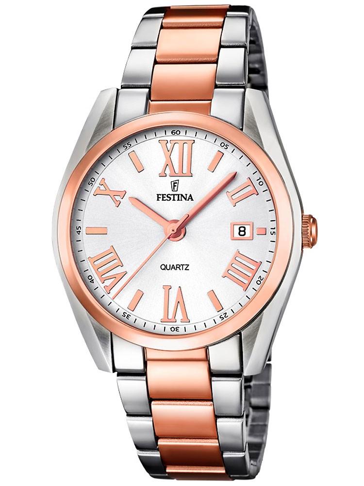 ceas de dama festina f16795/1 boyfriend 5 atm 37 mm