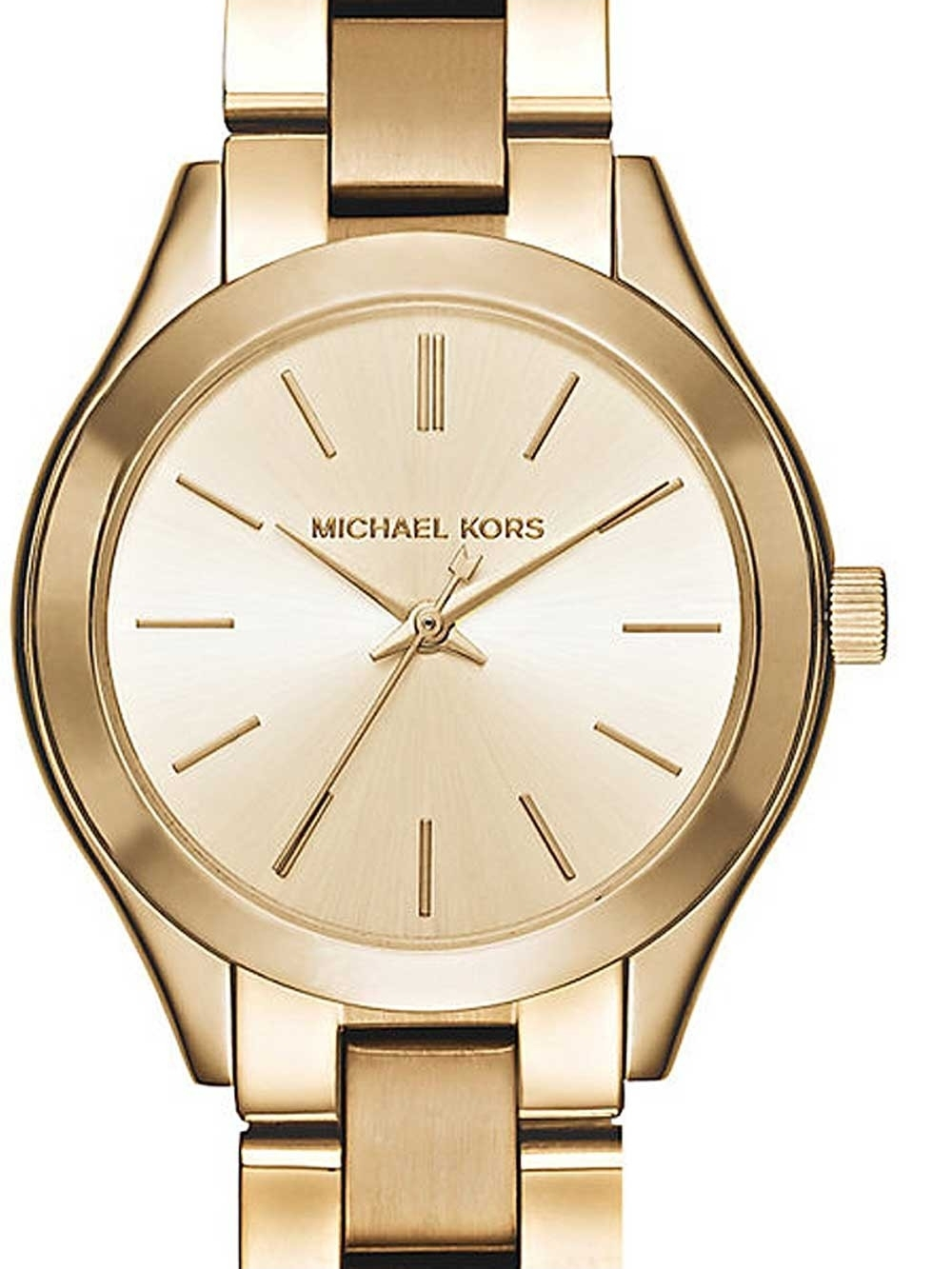 ceas de dama michael kors mk3512 mini slim runway 32mm 5atm