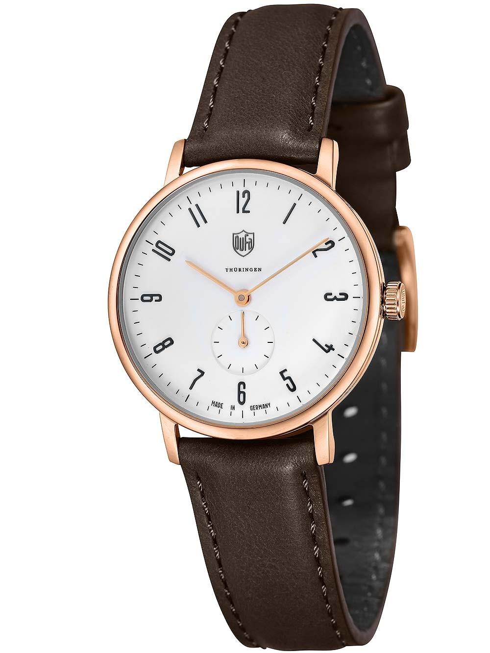 ceas de dama dufa df-7001-05 walter gropius 32mm 3atm