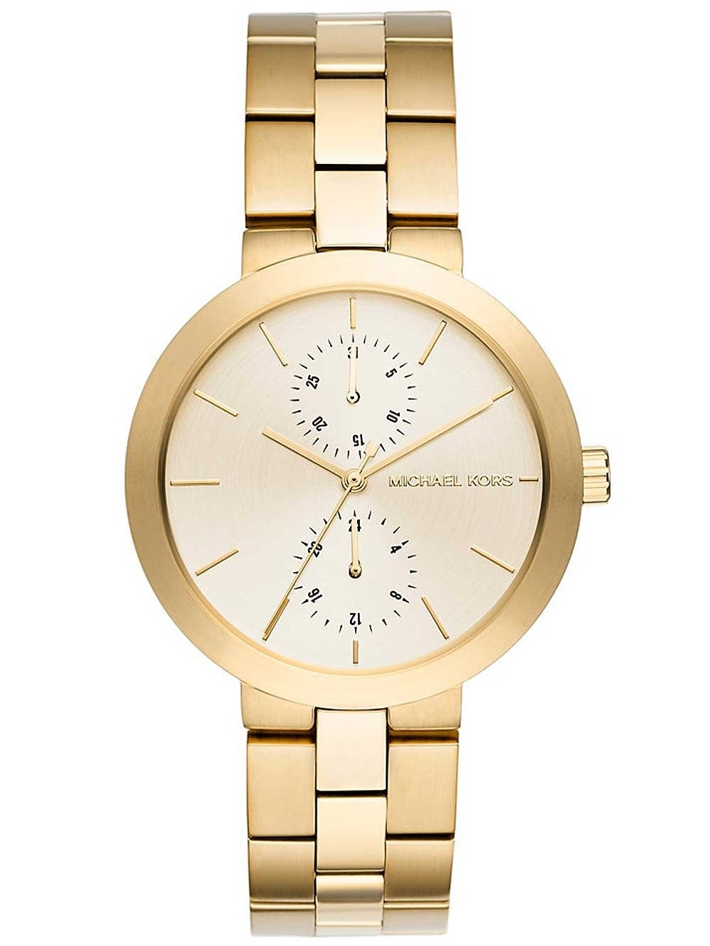 michael kors mk6408 garner damen 38mm 5atm