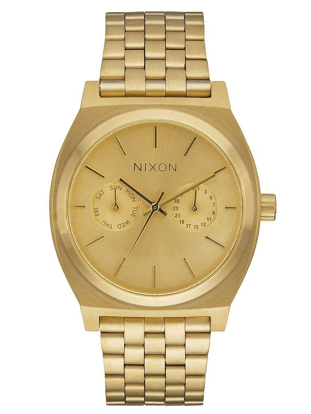 ceas barbatesc nixon a922-502 time teller 37mm 10atm