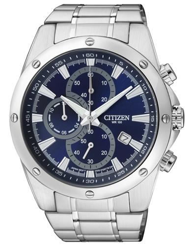 ceas barbatesc citizen an3530-52l sport cronograf 44 mm