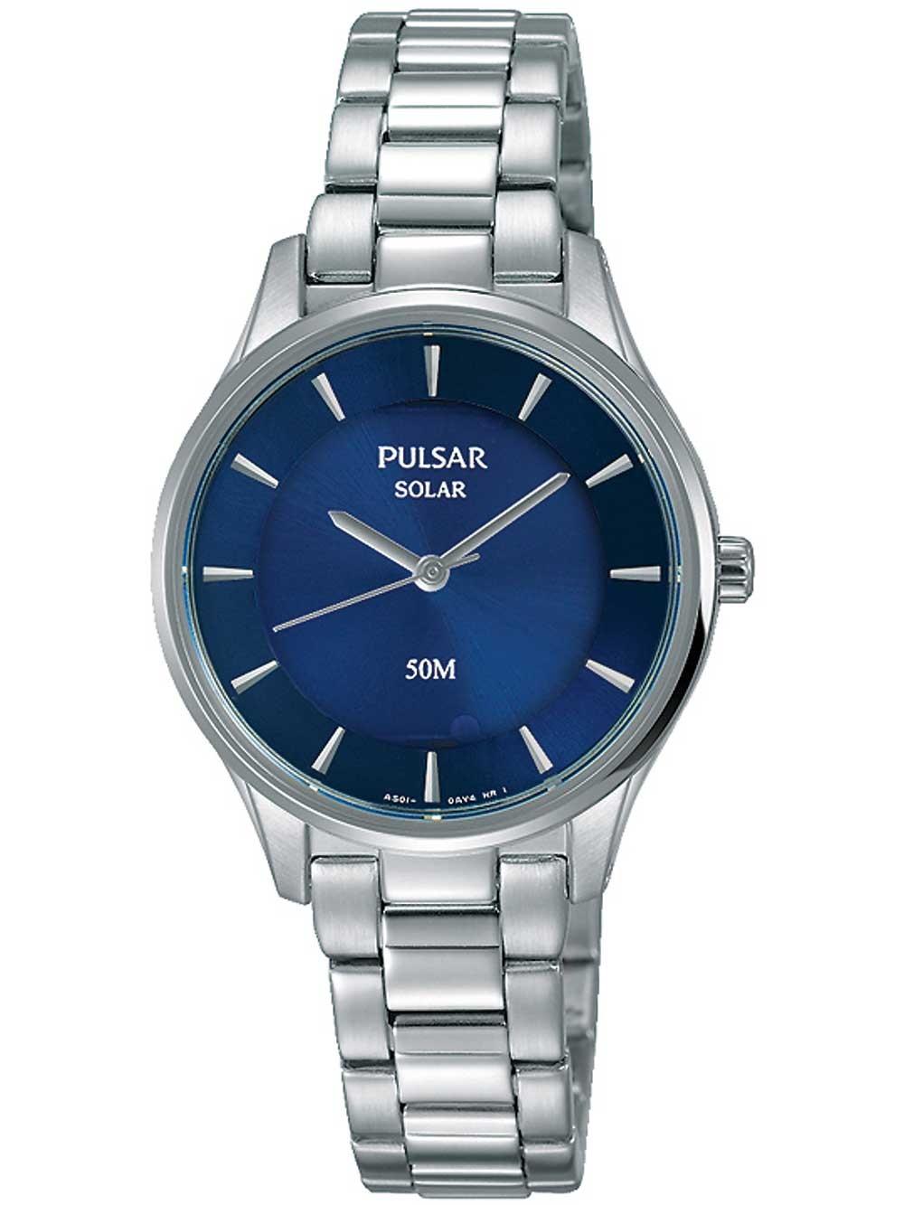ceas de dama pulsar py5019x1 solar 28mm 5atm