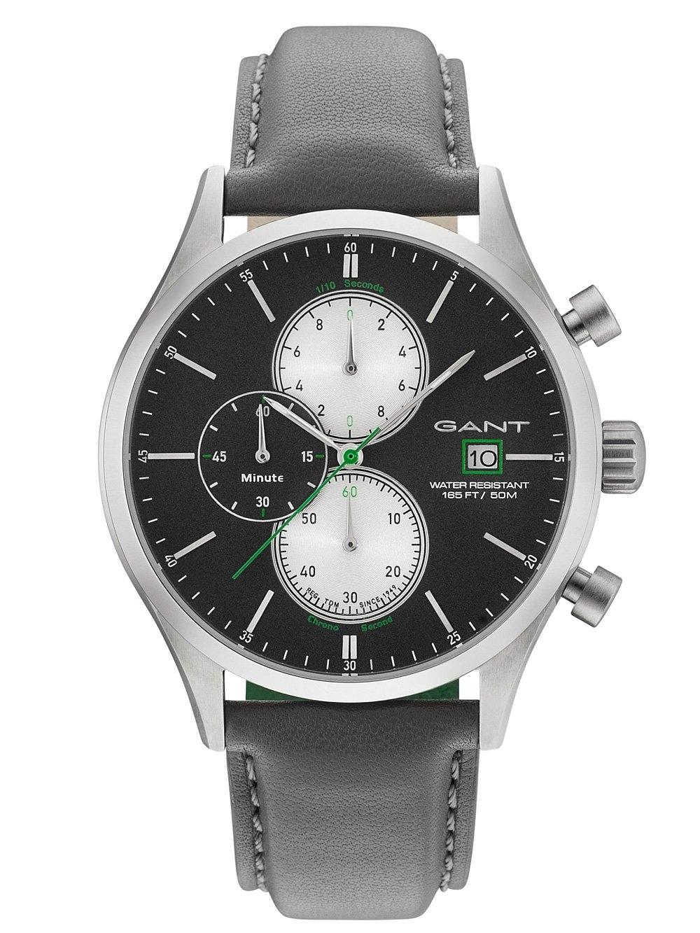 ceas barbatesc gant w70410 vermont chronograph 42mm 5atm
