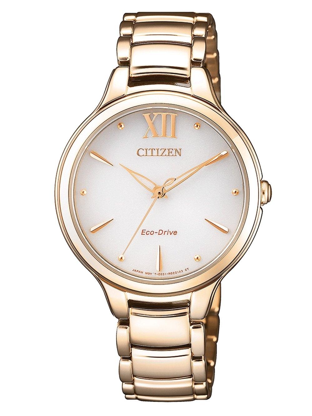 ceas de dama citizen em0553-85a elegance 32mm 5atm