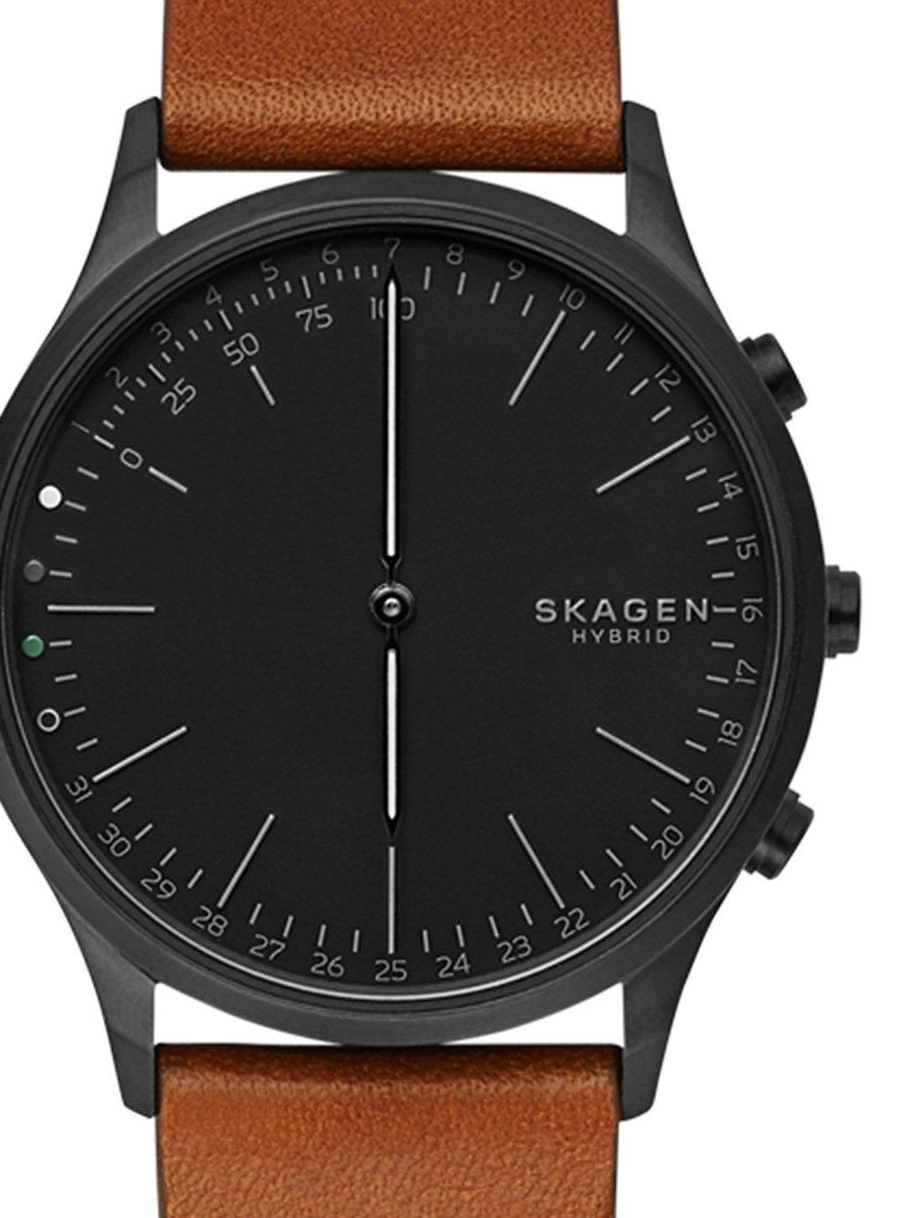 ceas unisex skagen skt1202 jorn hybrid smartwatch 41mm 3atm