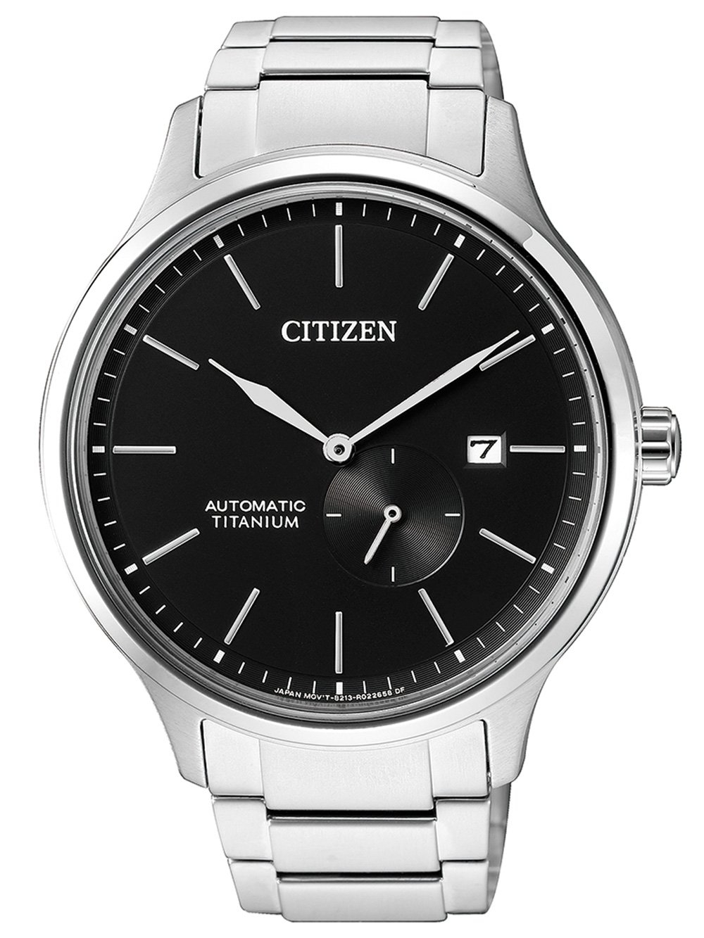 ceas barbatesc citizen nj0090-81e titan automatic 42mm 5atm