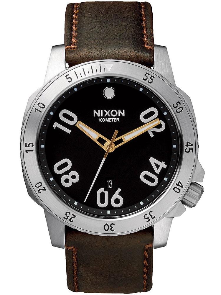 ceas barbatesc nixon a508-019 ranger 44mm 10atm