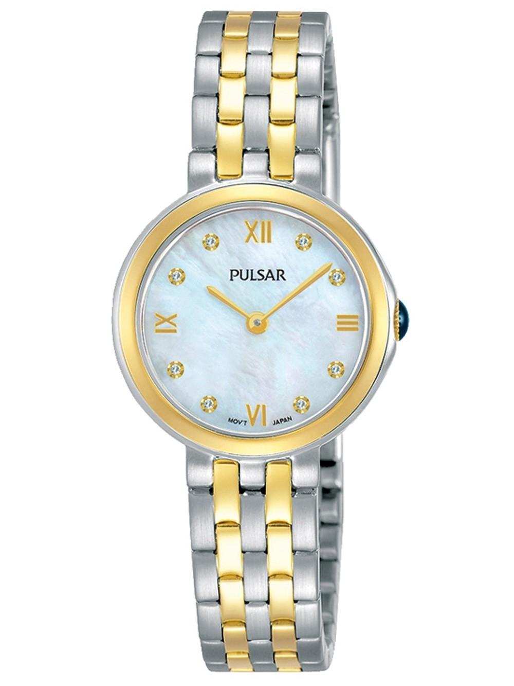 ceas de dama pulsar pm2244x1 26mm 3atm