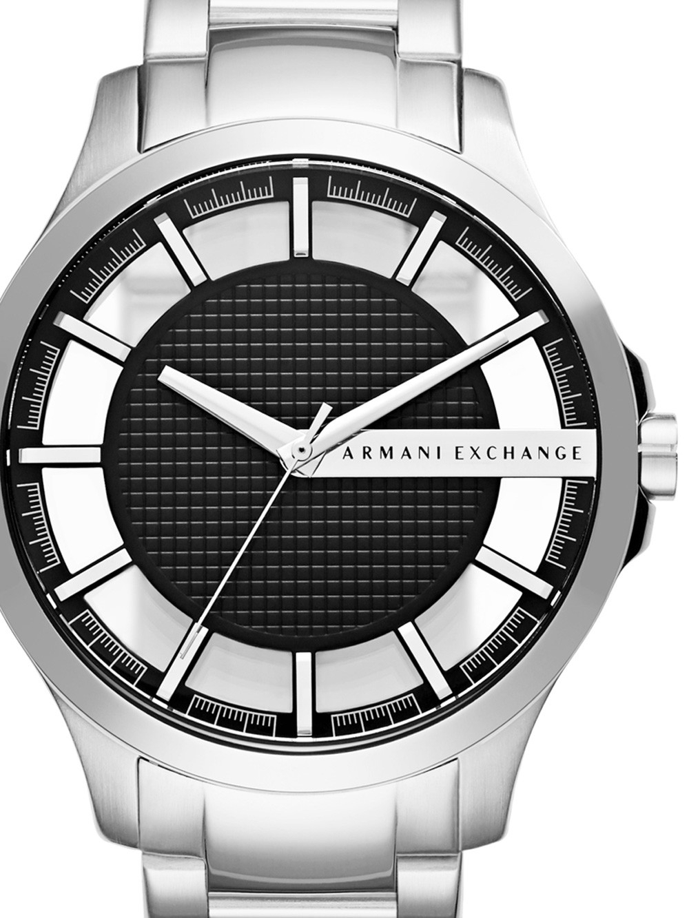 ceas barbatesc armani exchange ax2179 hampton 46mm 5atm