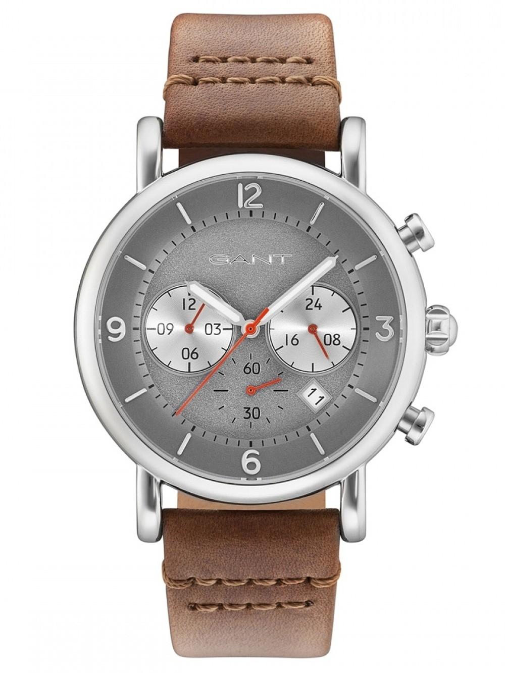 ceas barbatesc gant gt007008 springfield chrono. 44mm 5atm