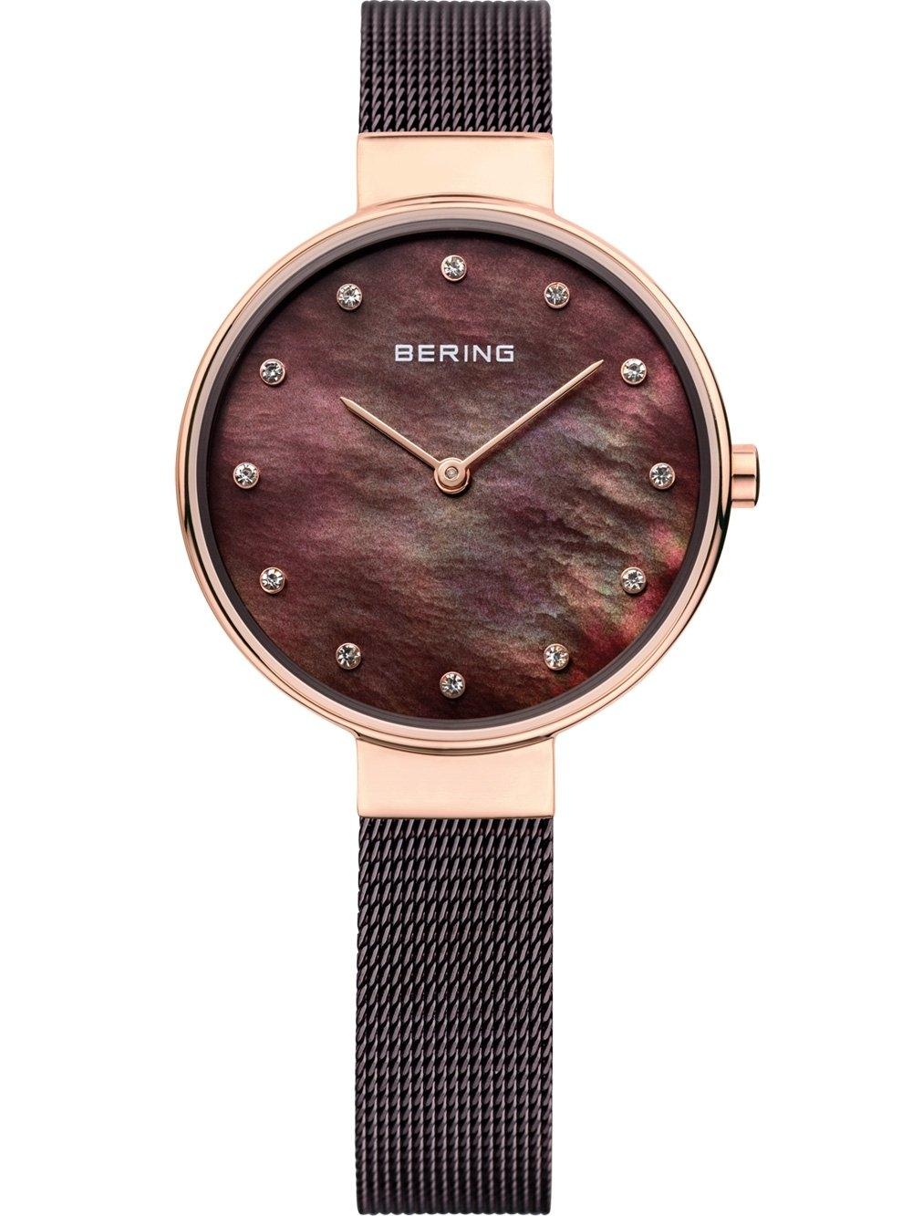 ceas de dama bering 12034-265 classic 34mm 3atm