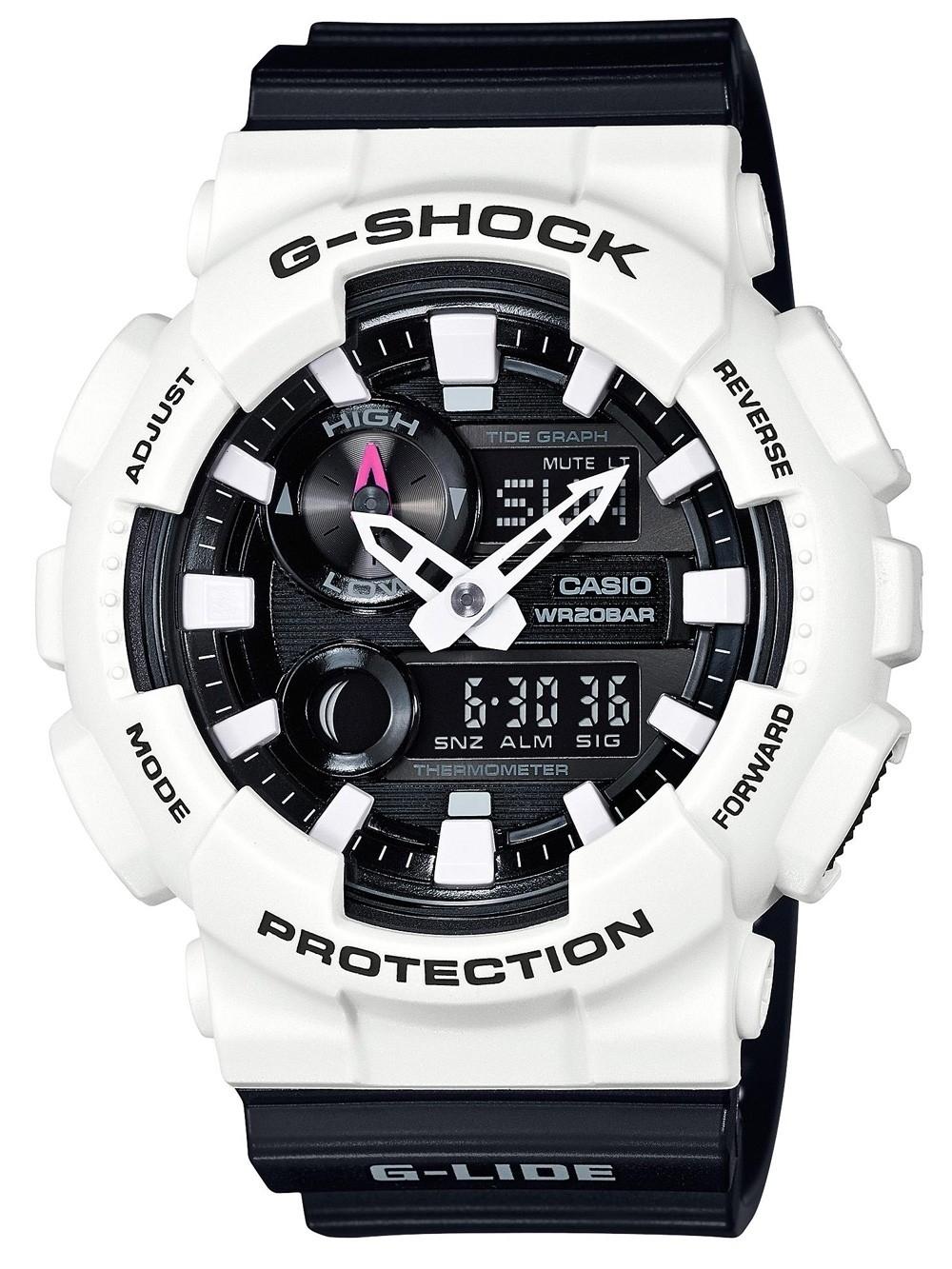 ceas barbatsc casio gax-100b-7aer g-shock 51mm 20atm