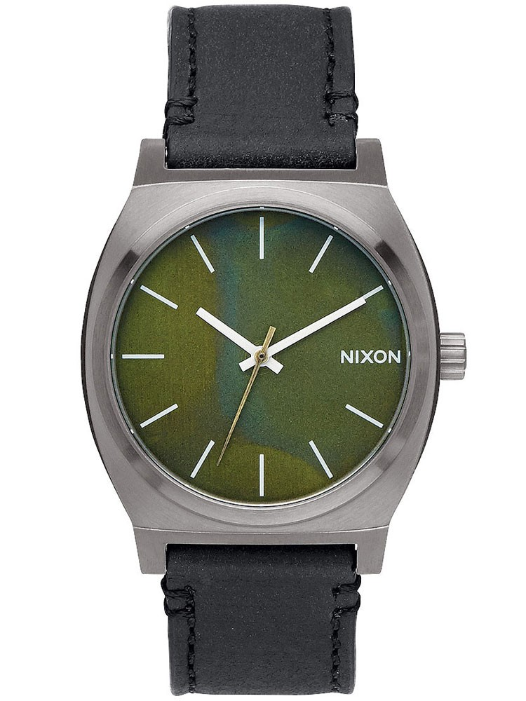 ceas barbatesc nixon a045-2070 time teller 37mm 10atm