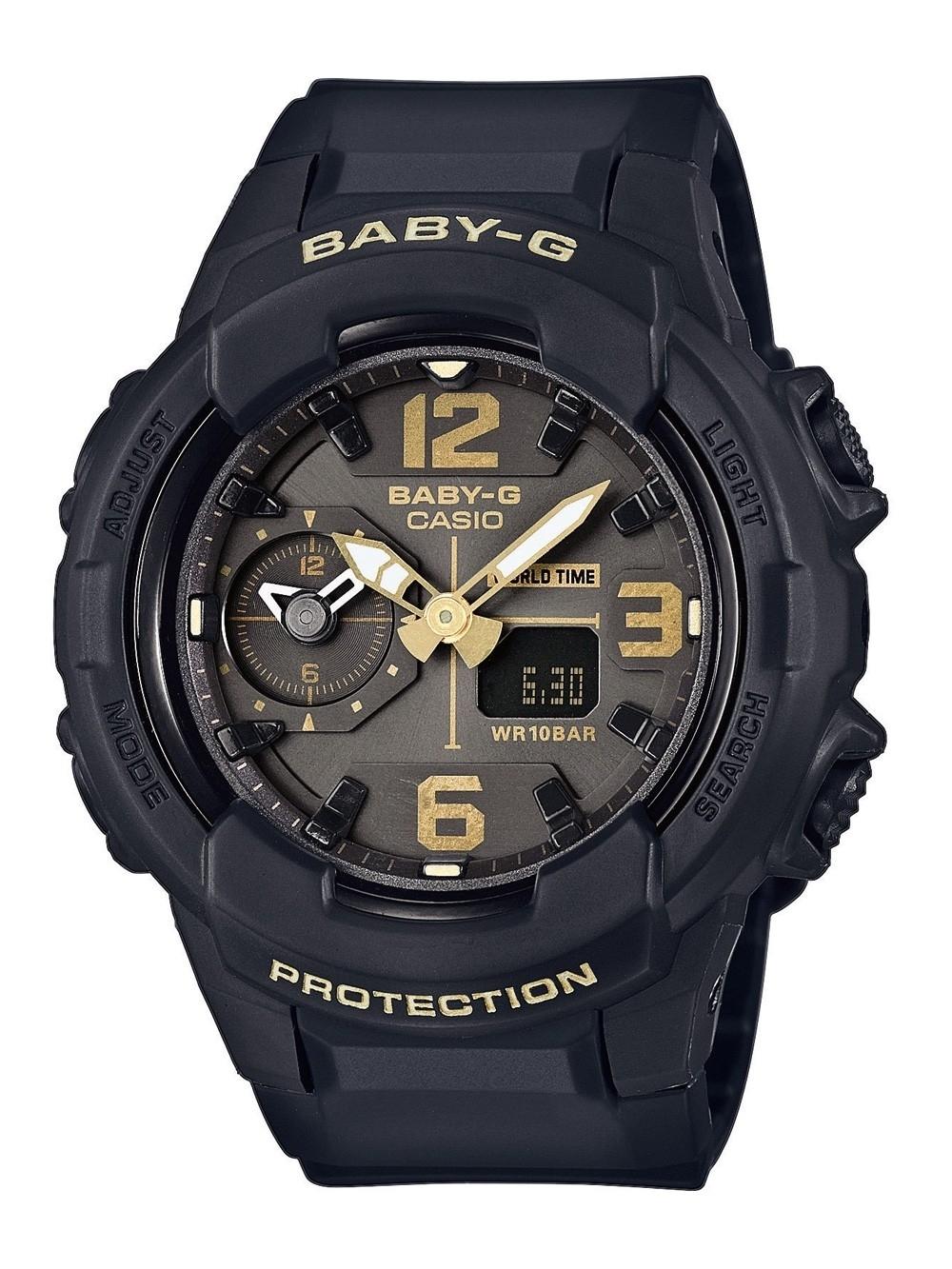 ceas de dama casio bga-230-1ber baby-g 42mm 20atm