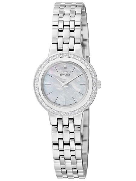 ceas de dama citizen ew9570-68d elegant 24 diamante 22 mm