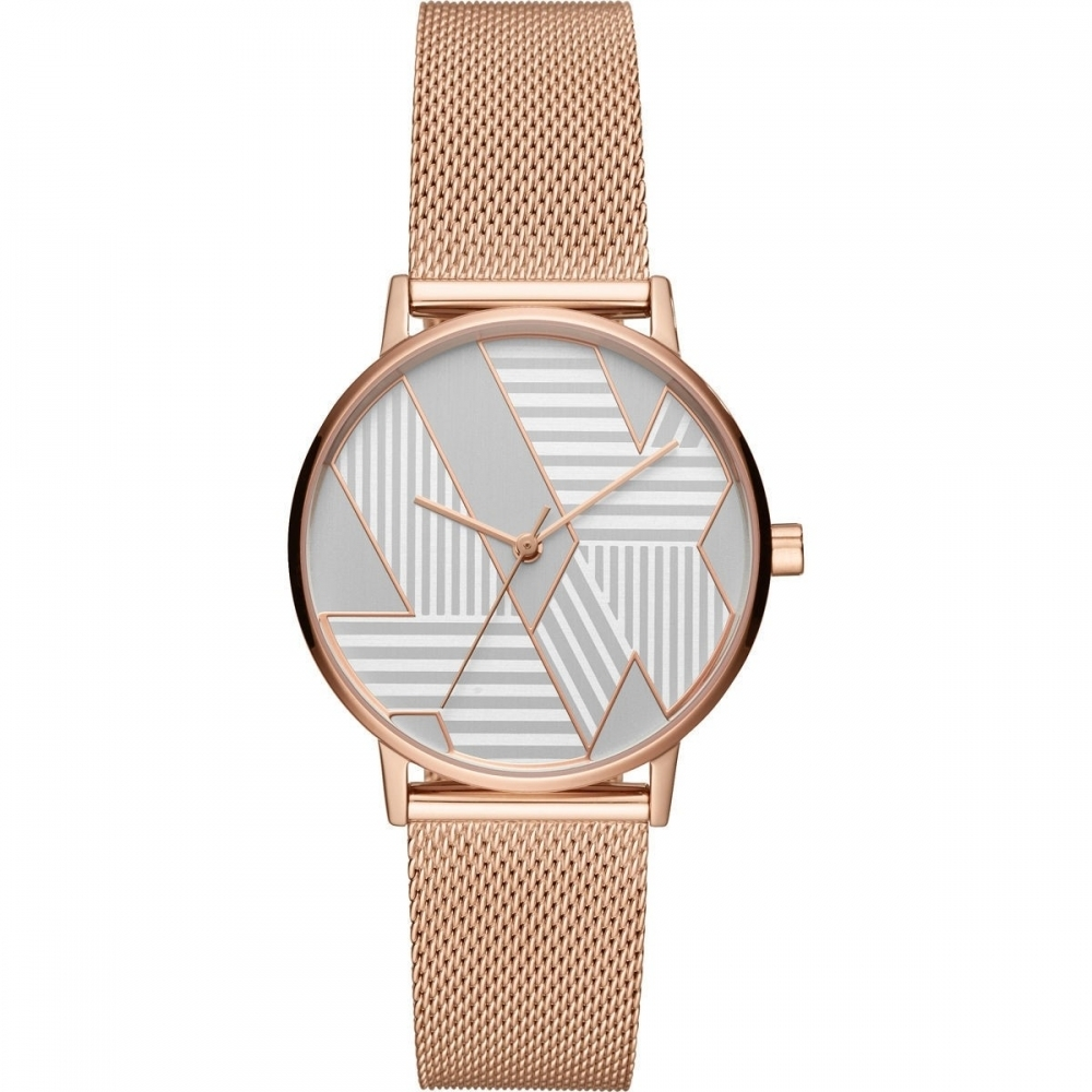 ceas de dama armani exchange ax5550 lola 36mm 5atm