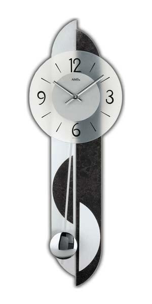 ceas de perete ams 7299