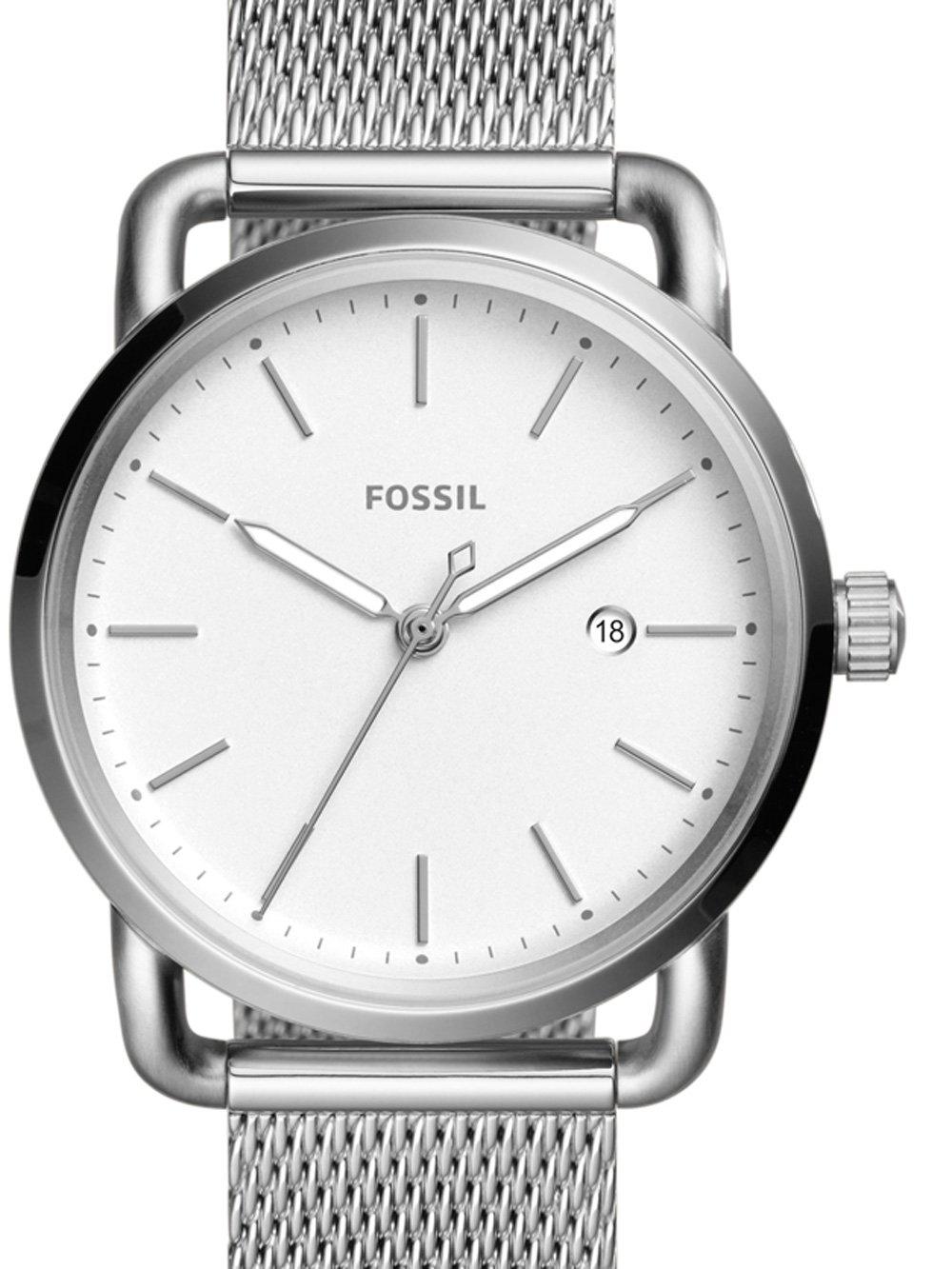 ceas de dama fossil es4331 the commuter 3 34mm 5atm