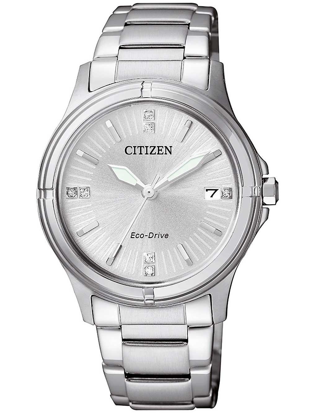 ceas de dama citizen fe6050-55a elegant eco-drive 35mm 5atm