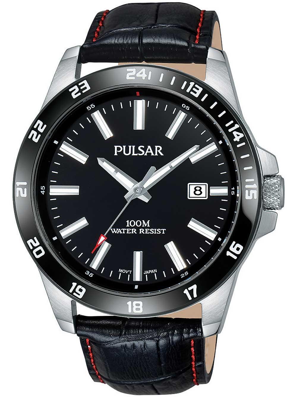 Ceas barbatesc Pulsar PS9463X1 43mm 10ATM