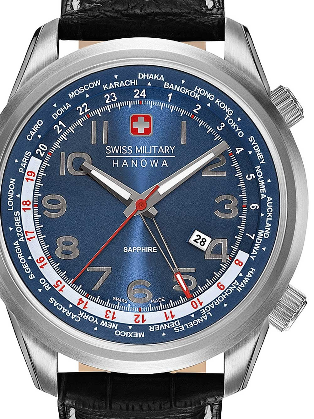 ceas barbatescswiss military hanowa 06-4293.04.003 44mm 5atm title=ceas barbatescswiss military hanowa 06-4293.04.003 44mm 5atm