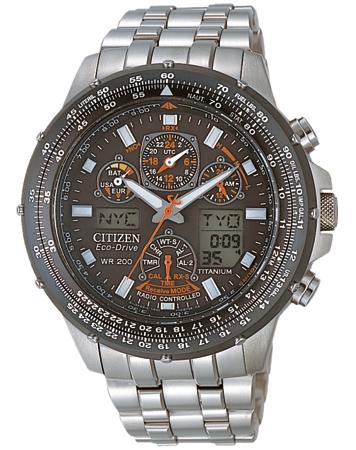 ceas barbatesc citizen jy0080-62e eco-drive promaster sky skyhawk titan