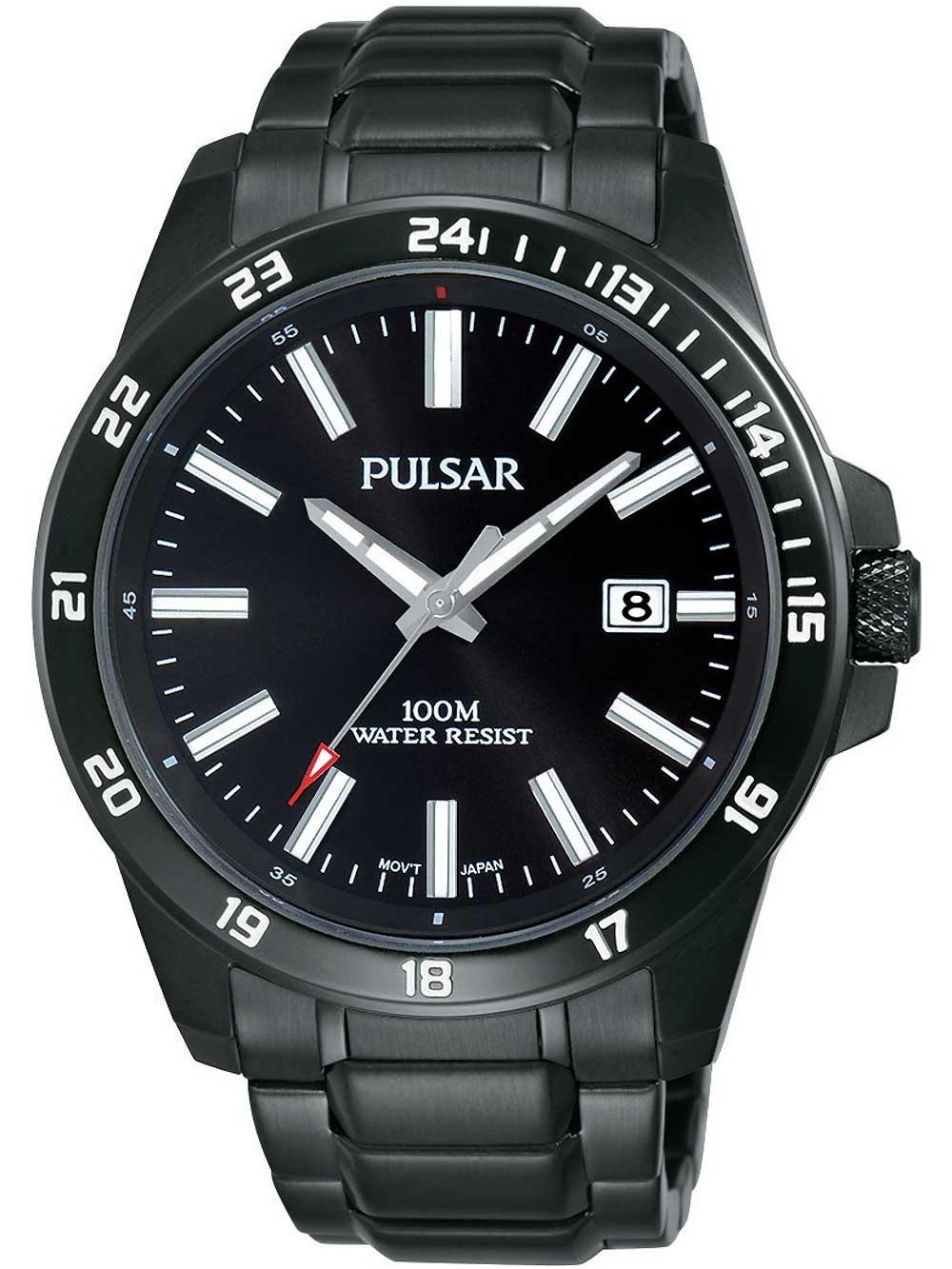 Ceas barbatesc Pulsar PS9461X1 43mm 10ATM