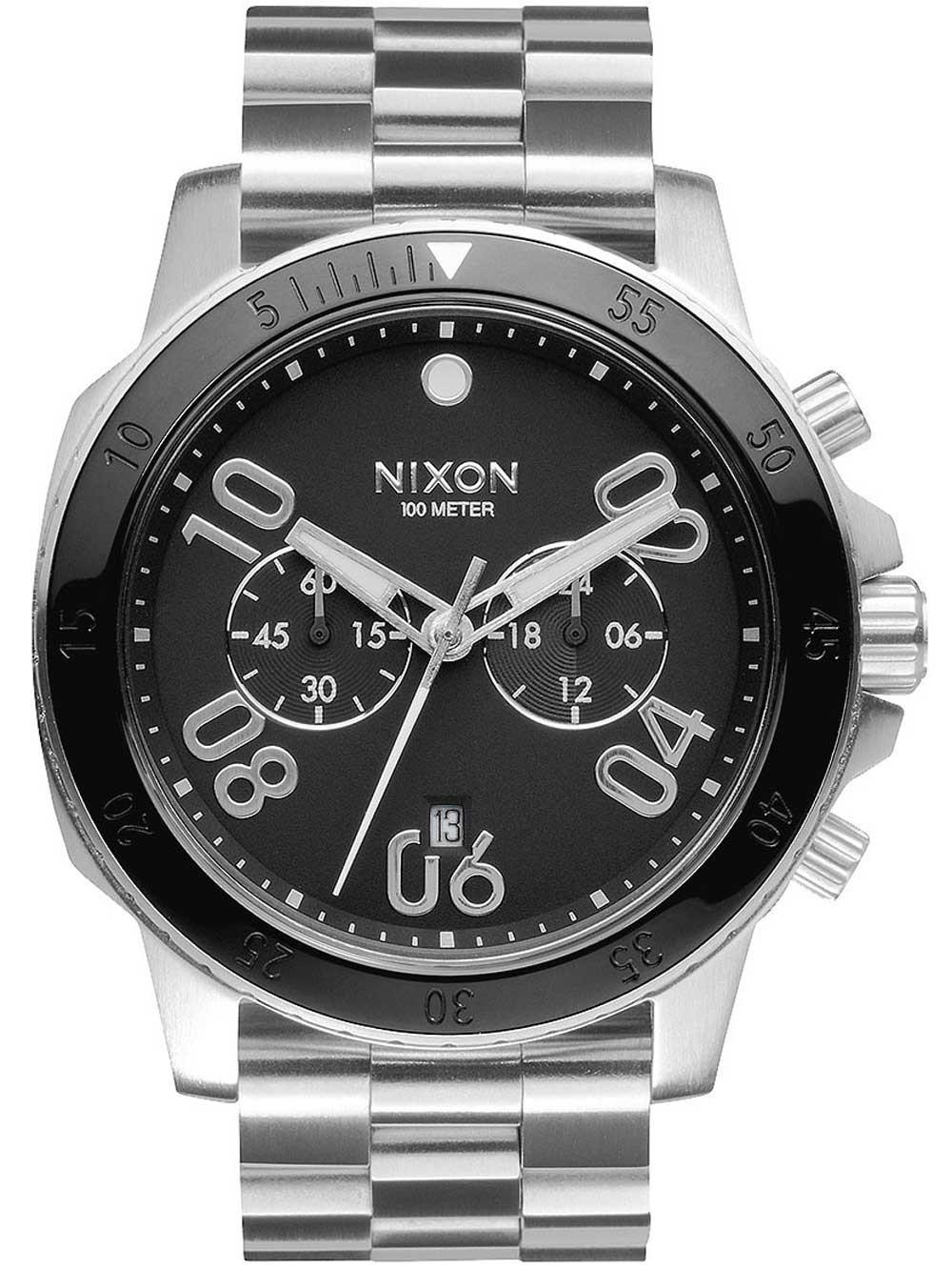 ceas barbatesc nixon a549-000 ranger 44mm 10atm