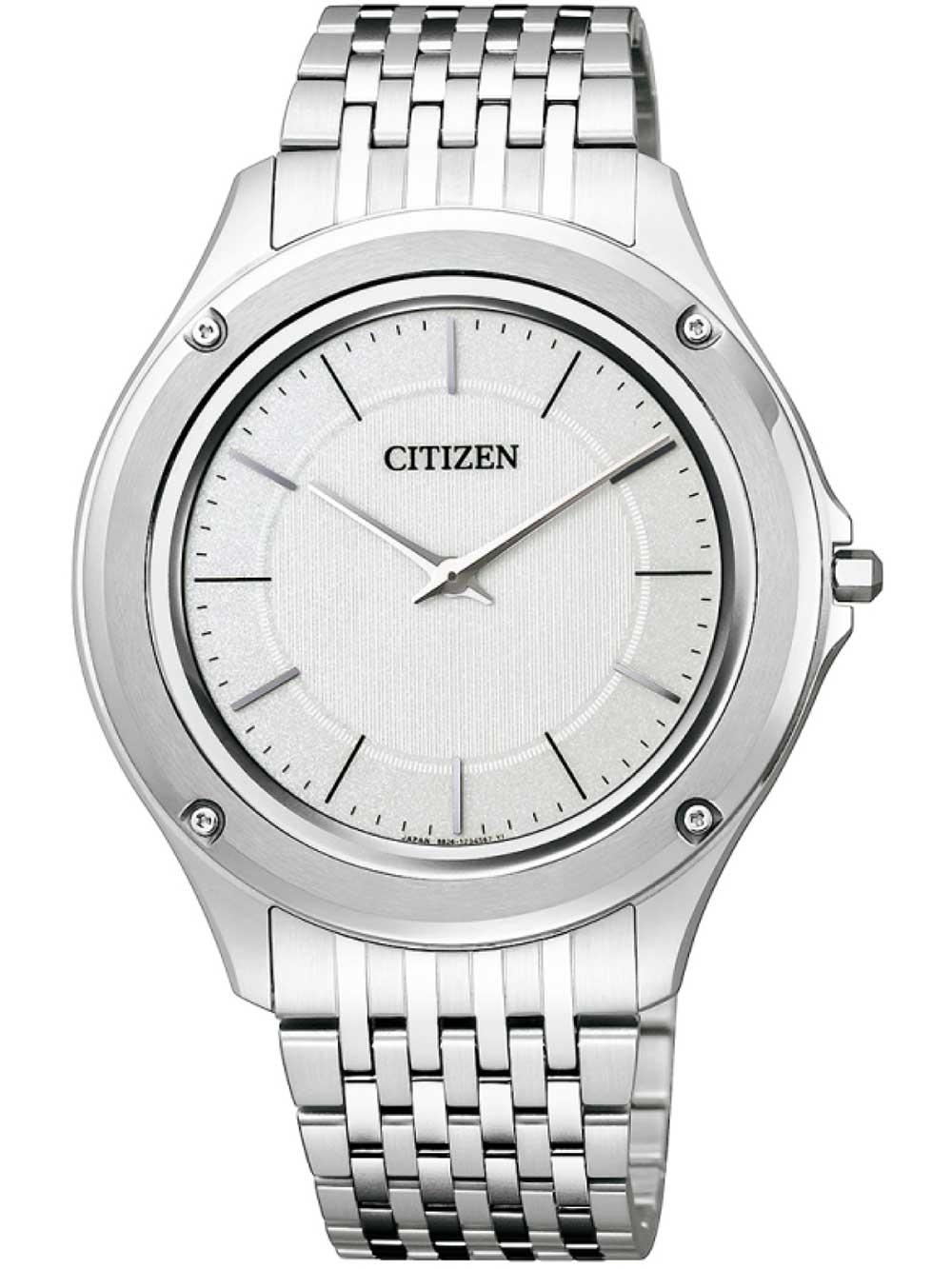 ceas barbatesc citizen ar5000-68a eco-drive one titan 39mm 3atm
