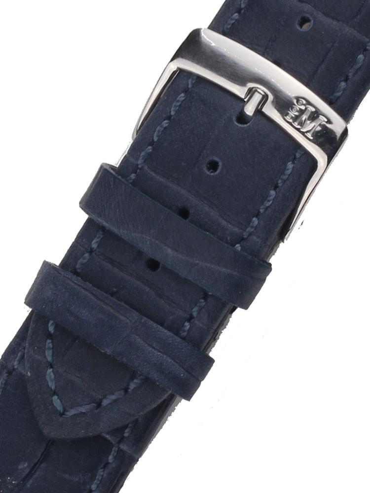 curea de ceas morellato a01u3460942062cr18 blaues uhren18mm