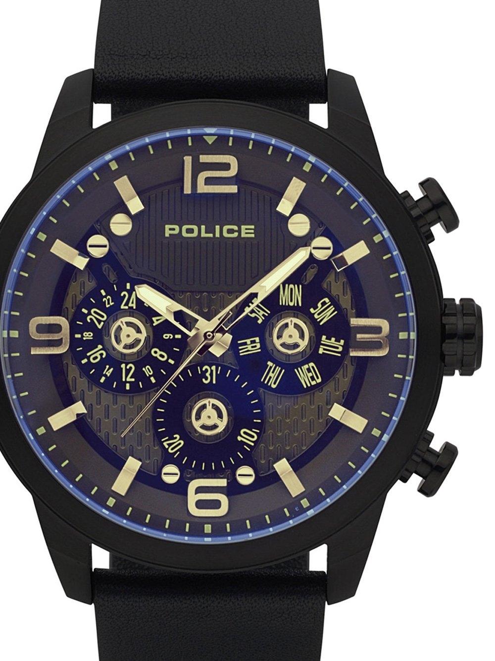 ceas barbatesc police pl15415jsb.02 key west 48mm 5atm