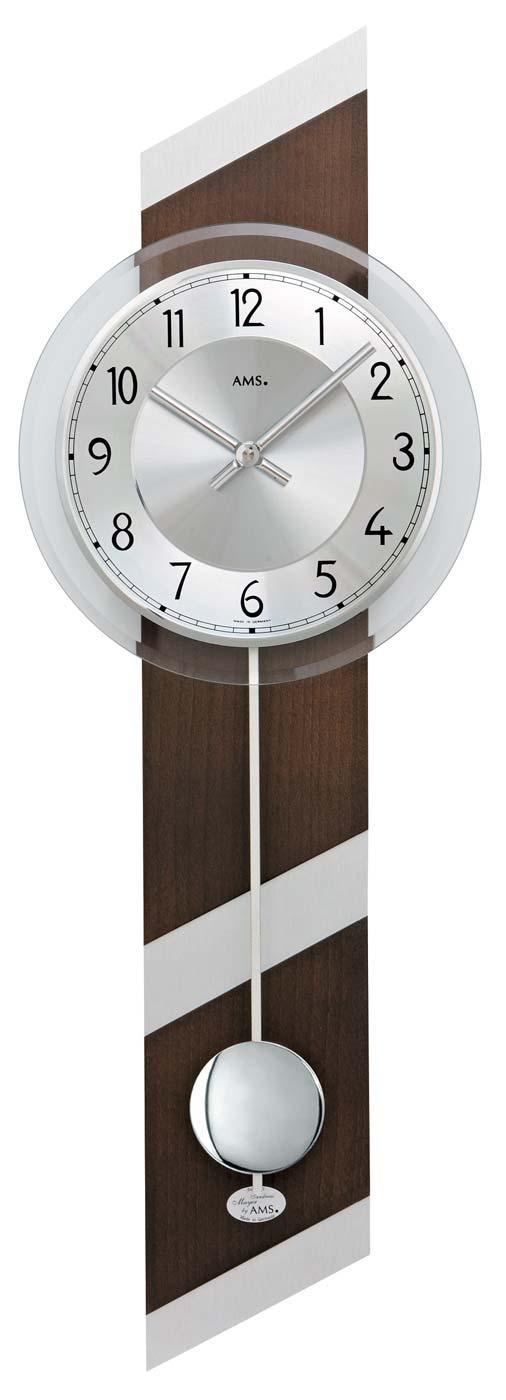 ceas de perete ams 7415/1
