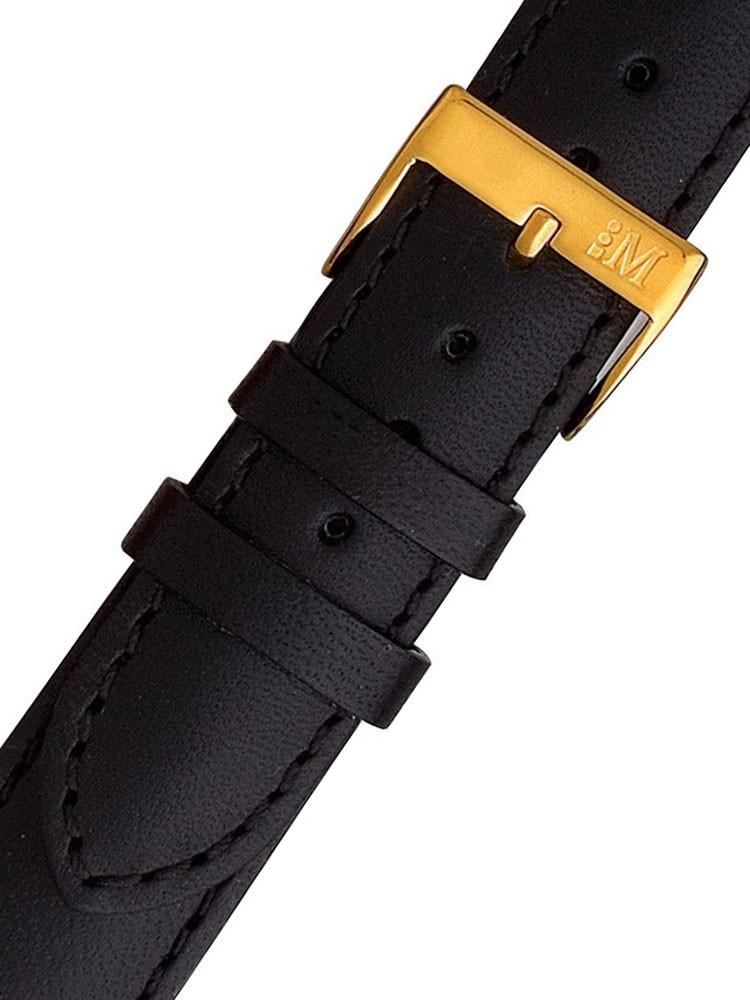 Curea de ceas Morellato A01U0969087019CR18 schwarzes Uhren18mm