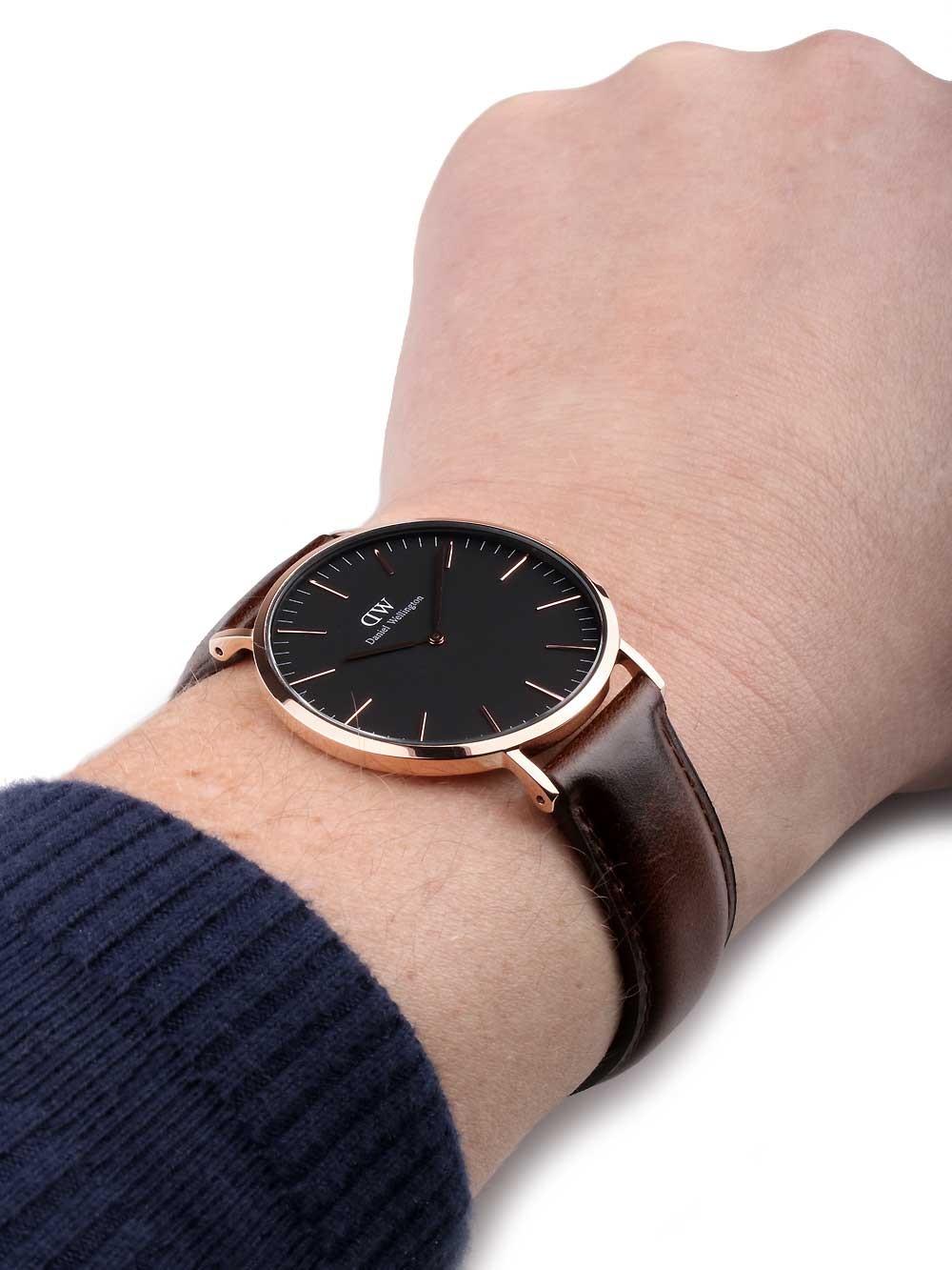 Watches Chrono12 Daniel Wellington Dw00100125 Classic