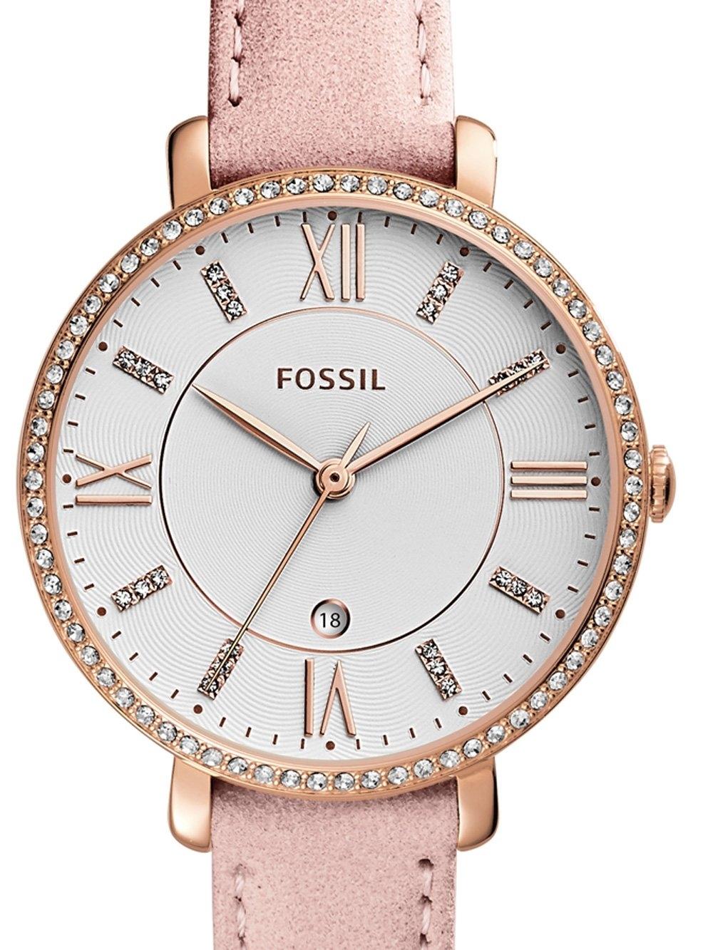 ceas de dama fossil es4303 jacqueline 35mm 3atm title=ceas de dama fossil es4303 jacqueline 35mm 3atm