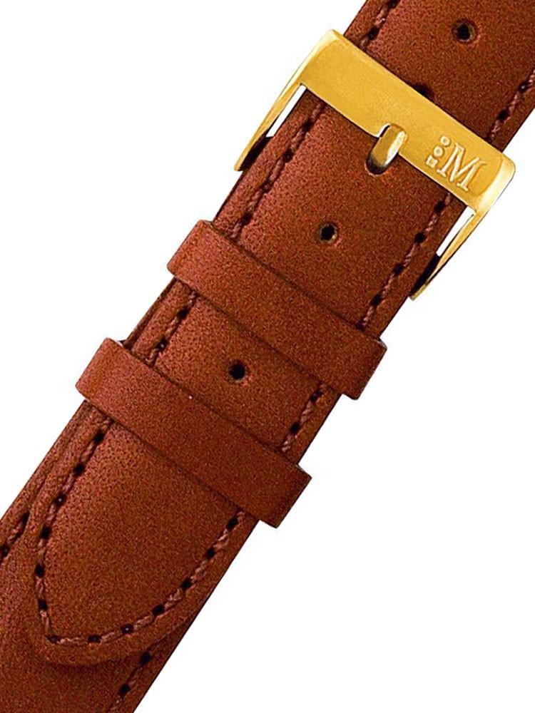 curea de ceas morellato a01k0969087034cr18 braunes uhren18mm