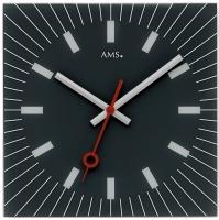 Ceas: AMS 9575 Wanduhr modern - Serie: AMS Design
