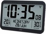 Ceas: JVD RB9385 Funktischuhr Wetterstation