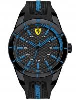 Ceas: Ceas barbatesc Scuderia Ferrari 0830247 RedRev 43mm 3ATM