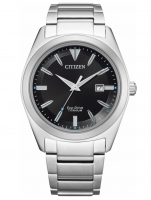 Ceas: Ceas barbatesc Citizen AW1640-83E Super-Titanium Eco-Drive 41mm 5ATM