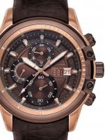 Ceas: Ceas barbatesc Cerruti CRA23502 Valdaone Cronograf 48mm 10ATM
