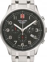Ceas: Ceas barbatesc Swiss Alpine Military 7084.9137 Cronograf 43mm 10ATM