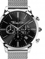 Ceas: Ceas barbati Thomas Sabo WA0245-201-203 Rebel Spirit Chrono  42mm 5ATM